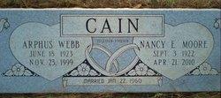 A. W. Webb Cain