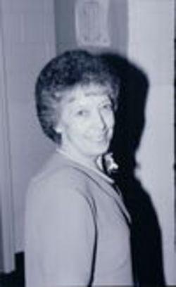 Thelma Jewell <i>Huddleston</i> Alfrey