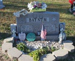 Dorothy Laverne <i>Booth</i> Baynum