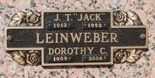 John Thurston Jack Leinweber