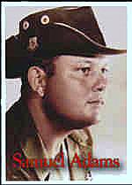 Sgt Samuel Adams