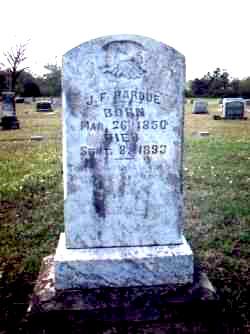 Jefferson Franklin Pardue