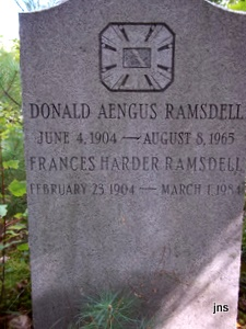 Frances Harder Ramsdell