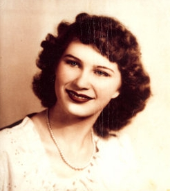 Mary Estelle <i>Draughon</i> VanHorn