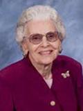 Margaret Lewis <i>Braude</i> Anderson