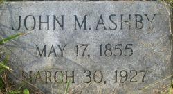 John Marshall Ashby