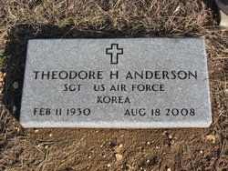 Theodore Hale Ted Anderson