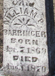 William P. Barringer