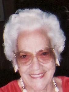 Florence Elaine <i>Behnke</i> Allen