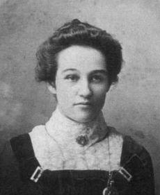 Anna Frances <i>McCabe</i> Croxell