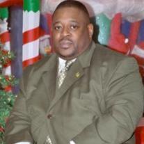 Roosevelt Peanuckle Brockington, Jr