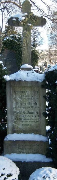 Emma <i>Kurtz</i> Daimler