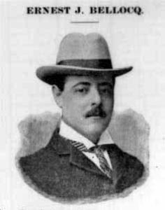 Ernest Joseph Bellocq