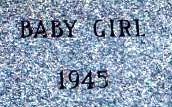infant daughter Bolin