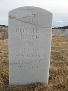 Donald E Burch