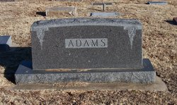 Bertha Irene <i>Bragg</i> Adams
