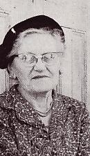 Ottilia Helen Tillie <i>Zimmerman</i> Eiserloh