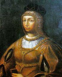 Maria Of Aragon