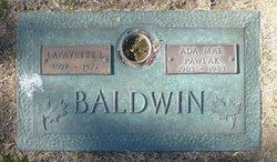 Lafayette Lawrence Baldwin