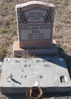 Doris Jean <i>Wynne</i> Hall