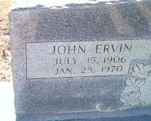 John Ervin Price
