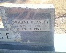 Imogene <i>Beasley</i> Price