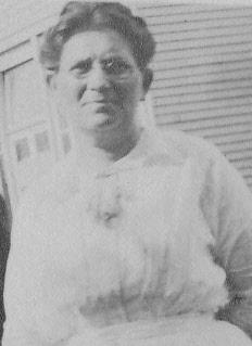 Maryetta L. Mollie <i>Cutright</i> Burr