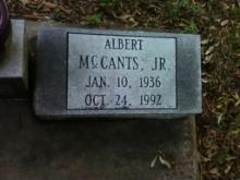 Albert McCants, Jr