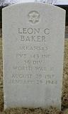 Leon C Baker