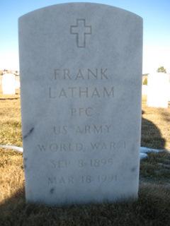 Frank Silas Latham