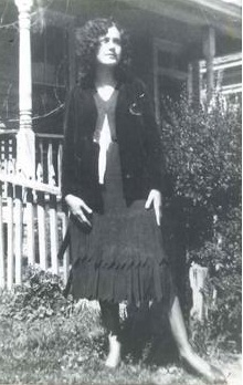 Mary Anis <i>Lathrop</i> Johnston