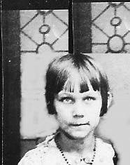 Imogene Virgie Lee <i>Snider</i> Alspach