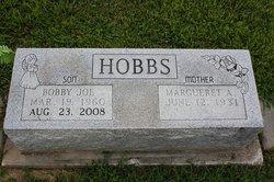 Margueret Mae <i>Alsup</i> Hobbs