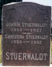 Christina <i>Bock</i> Stuerwaldt