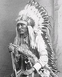 Chief Lone Wolf, II