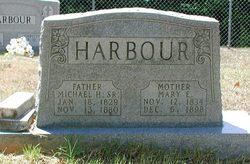 Mary Elizabeth Catherine Lizzy <i>Cofer</i> Harbour