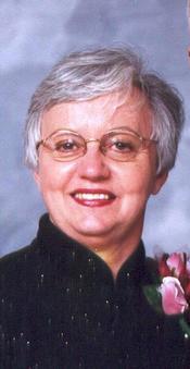 Margaret A. Micki <i>Bates</i> Cline