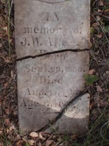 J W Allen