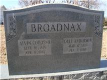 Alvin Cobosso Broadnax