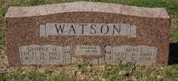 George H Watson