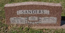 Bernyce <i>Doyal</i> Sanders