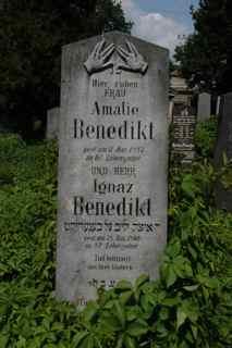 Amalie Benedikt