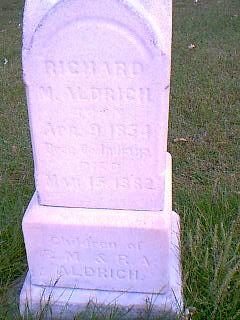 Richard M. Aldrich