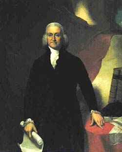 Jonathan Trumbull, Sr
