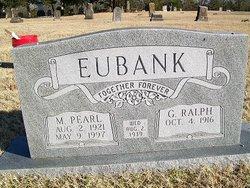 George Ralph Eubank