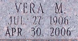 Vera Mable <i>Stein</i> Branham