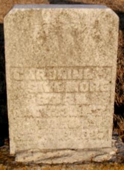 Caroline <i>Robinson</i> Skidmore