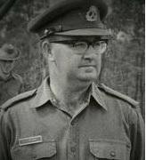 Maj Peter John Badcoe