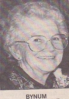 Elizabeth Betty <i>Warren</i> Bynum
