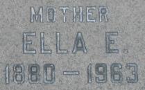 Elizabeth Ellen Ella <i>Reaser</i> Channer